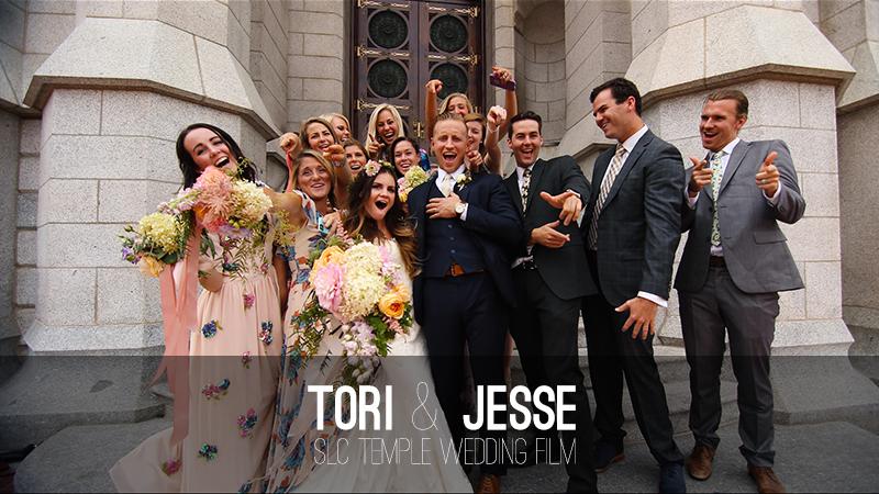 Tori and Jesse