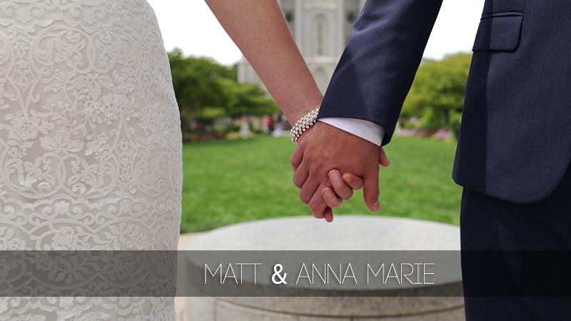 Matt & Anna Marie