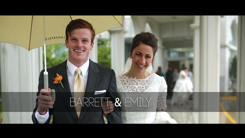 Barrett and Emily
