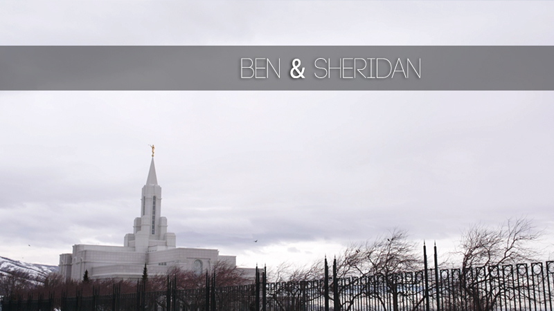 Ben and Sheridan