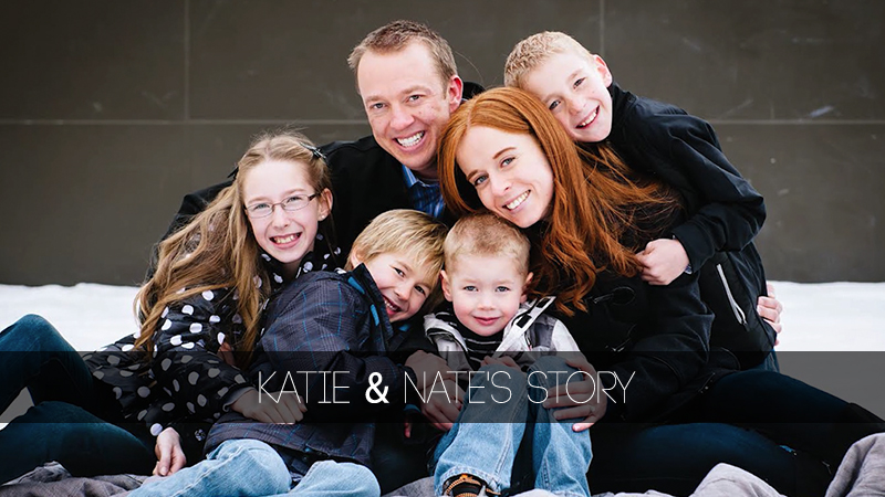 Katie and Nate