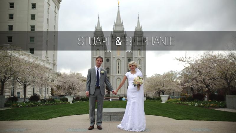 Stuart and Stephanie