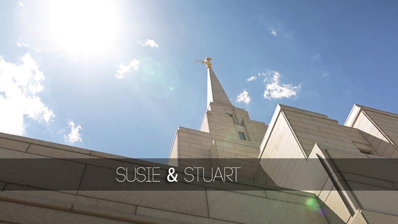 Susie and Stuart
