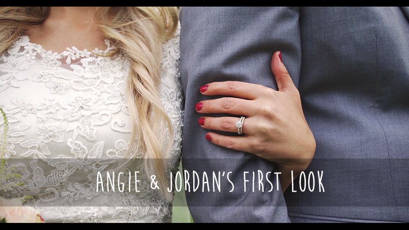 Angie and Jordans First Look