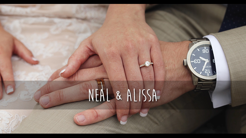 Neal and Alissa
