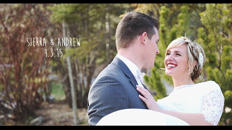 Sierra and Andrews First Look