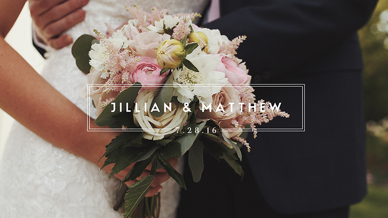 Jillian and Matt First Look