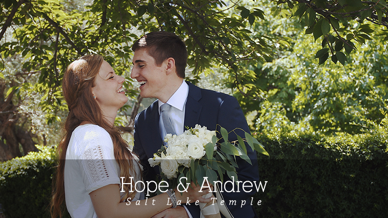 Hope and Andrew
