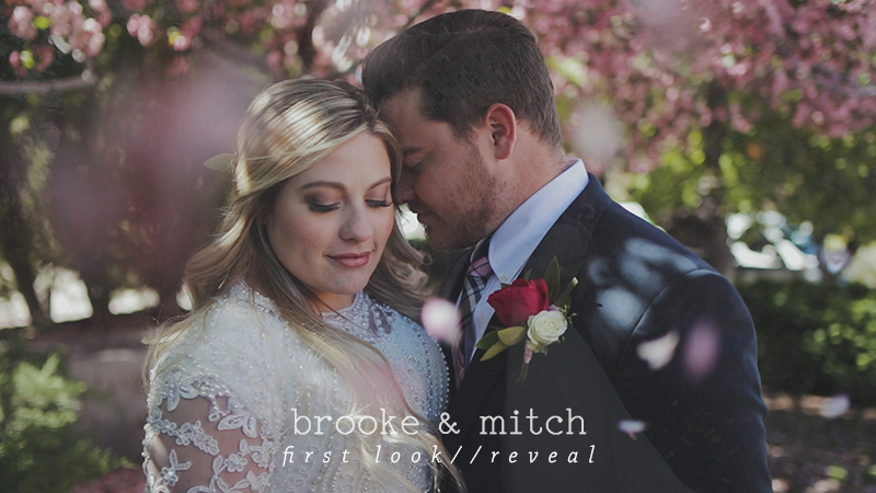 Brooke and Mitch