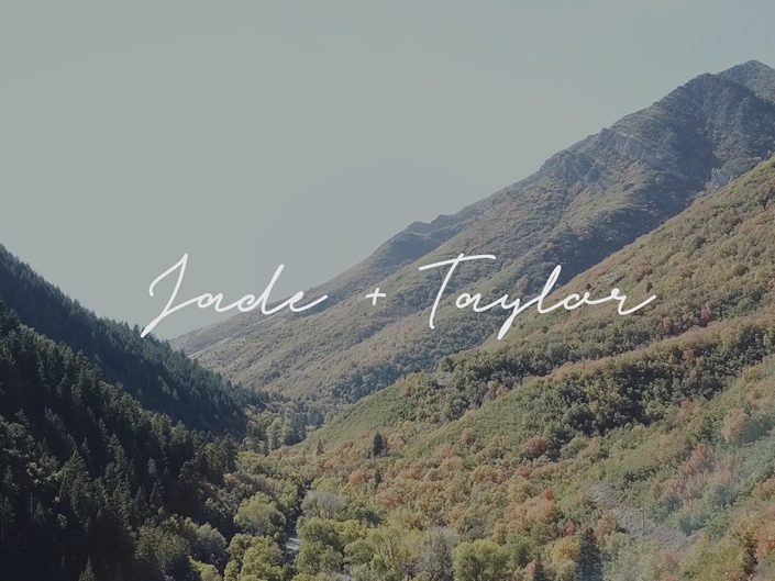 Log Haven, Utah | Jade and Taylor's Wedding