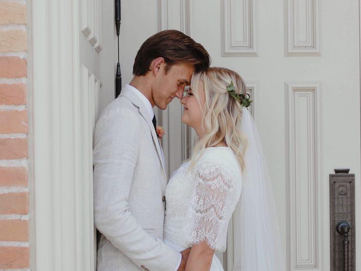 Rachel & Hunter's Wedding Day