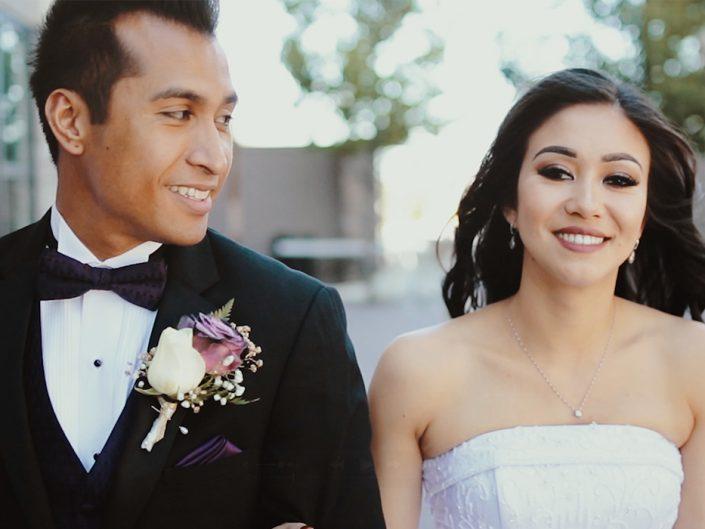 Reuben & Demie's Wedding Day