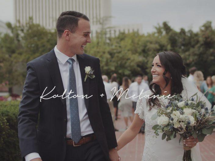 Kolton & Melanie's Wedding