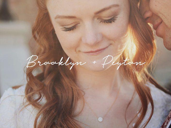 Brooklyn & Peyton's Wedding