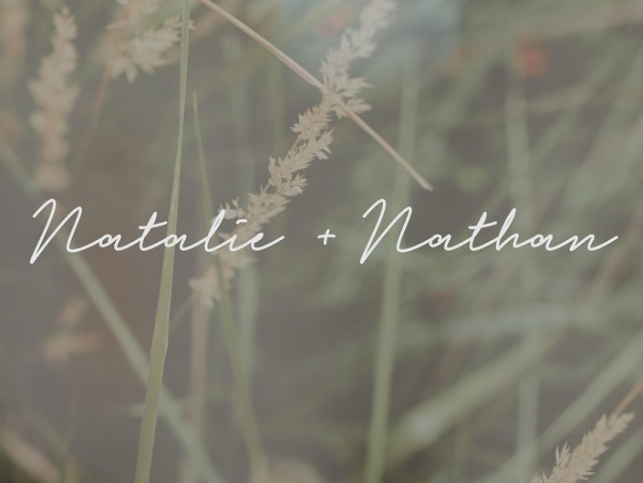 Natalie and Nathan's Wedding