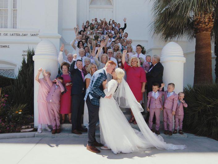 Clara & Braxton's Wedding Day