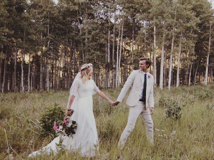 Rachel & Hunter's First Look